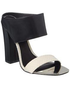 Rachel Zoe Skyla Leather Sandal is on Rue. Shop it now.