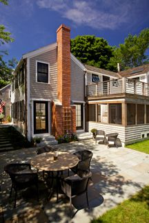 Ext View 1, Provincetown Addition…Hammer Architects