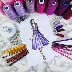 Indywidualny projekt fioletowej sukni z aplikacjami 🥰Szycie na miarę w Sopsi ✂️✂️✂️💗 #sopsi #sopsifashion #fashion #czestochowa #fashiondraw #illustration #fashionillustrated #moda #instafashion #drawing #fashiondraw #hello #goodmorning #monday #rysunek #szkic #illustragram #fashionblogger #fashionable Personalized Items, Drawing, Illustration, Atelier, Illustrations, Sketch, Drawings, Doodle