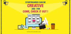 Can't find the right process to make storyboards to support your animated video? Visit us at Pitchworx to grasp all the creativity. Corporate Presentation, Presentation Design, Business Stories, Check It Out, Storyboard, Fun Activities, Animated Gif, Service Design, Animation