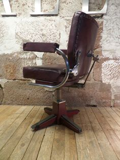 vintage barbers tattoo chair London delivery available | eBay