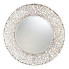 Eurofase Amano Collection Silver Mirror-23088-016 at The Home Depot