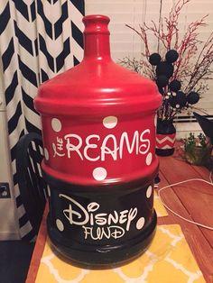 jar jar The post jar appeared first on Spardose ideen. Disney Diy, Disney Crafts, Disney World Vacation, Disney Vacations, Disneyland Trip, Disney Cruise, Personalised Money Box, Change Jar, Vacation Savings