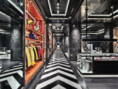 Moncler NYC Flagship by Gilles & Boissier Could Pass for a Grand Parisian Apartment