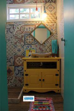 Armario Banheiro; Banheiro;moveis Para Banheiro;madeira - R$ 370,00 no MercadoLivre