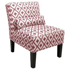 Ikat Accent Chair
