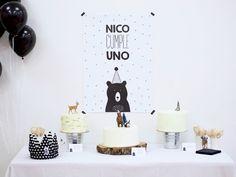 ... + Nina Designs + Parties: FIESTAS: BEAR PARTY