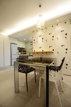 Apartments Minimalist Model exhibited by Modern Suite of Room in Hong Kong: Astounding Modern Loft Apartment Interior Design