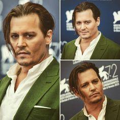 Johnny Depp en Italie