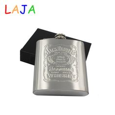 High Quality Portable 7oz Stainless Steel hip flask with Box as Gift Whiskey Honest Flask Bottle Mug Wisky Jerry Can K0039 #>=#>=#>=#>=#> Click on the pin to check out discount price, color, size, shipping, etc. Save and like it!
