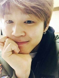 You are my penicillium. The one who saved me. My angel, my world. 사랑해 지민 오빠 ♡