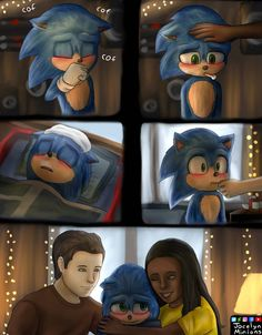 Sonic 3, Sonic And Amy, Sonic And Shadow, Sonic Fan Art, Sonic The Hedgehog, Hedgehog Movie, Hedgehog Art, Sonic The Movie, Sonic Adventure