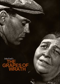 A custom cover I made for The Grapes of Wrath. Also check out my classics video! [link] The Grapes of Wrath Grapes Of Wrath, Henry Fonda, John Ford, Rage Against The Machine, Les Miserables, Film Posters, My Favorite Part, Great Movies, Movies Showing