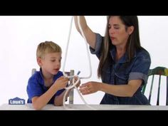 How to make an old-fashioned tree swing with Mag Ruffman through the Family Fun Video series.