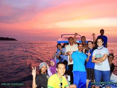 Sunset Cruise Pulau Seribu