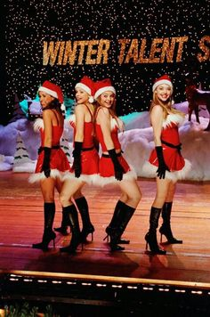 """""""Everyone in the English-speaking world knows that song"""" #jinglebellrock #meangirls"""