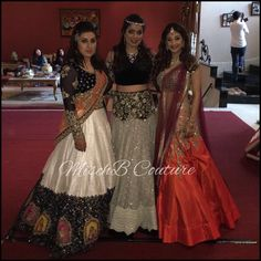 These beauties in MischB Couture