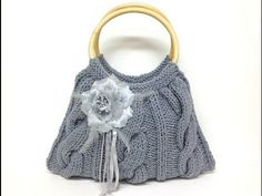 how to sew a sweater purse