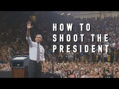 White House Photographer Pete Souza On How He Captures Such Intimate Images of the President (VIDEO) | Shutterbug