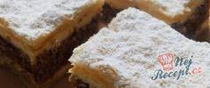 Recept Vanilkovo-ořechový krémeš z listového těsta Panna Cotta, Dairy, Cheese, Food, Dulce De Leche, Essen, Meals, Yemek, Eten