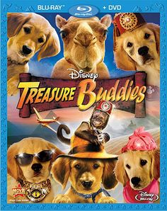 Disney Dogs Treasure Buddies