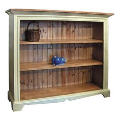 French Country Furniture | Small Bookcase made in the country french style of antiques by Kate Madison