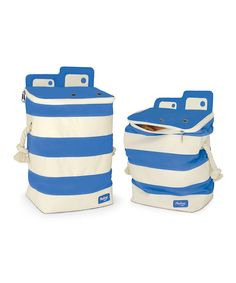 Look at this Blue Monster Storage Bin on #zulily today!