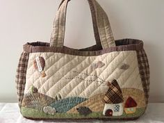 Welcome to Story Quilt: Jenny's bag