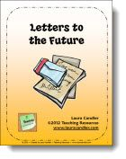 Corkboard Connections: Letters to the Future Freebie