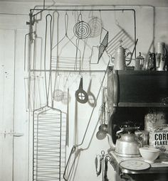 Alexander Calder's kitchen
