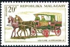 Malagasy mail coach