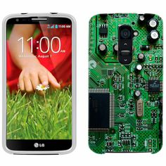 LG G2 Circuit Board Phone Case Cover