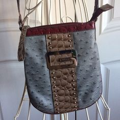 GUESS? Multicolored Cross-body Bag This bag goes with everything, perfect bag to take to a bar! Open to offers! Guess Bags Crossbody Bags