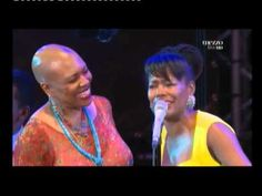 Dee Dee  Bridgewater y China Moses    Jazz en Viena