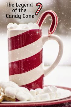 Add this dairy free creamer to your morning coffee to get in the spirit of the h… – LİON Candy Cane Legend, Peppermint Mocha, Holiday Candy, Coconut Cream, Morning Coffee, Dairy Free, Gluten Free, Creative, Christmas