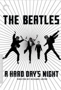 A Hard Day's Night (1964) Poster a typical day in the life of the Beatles, including many of their famous songs! starring: John Lennon, Paul McCartney, George Harrison and Ringo Starr