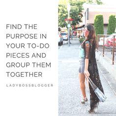 Female entrepreneur lady boss blogger Tannya Bernadette Fashion Stylist