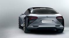 CXPerience: Citroën dévoile son concept de berline haut de gamme
