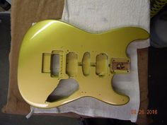 Guitar Painting Service $175 - Your Bass or Guitar body - FREE SHIPPING ! #Fender