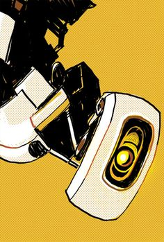 "GLADOS  ""I think we can put our differences behind us... for science... you monster. """