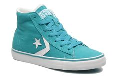 Pro Leather Vulc Canvas Hi W #Converse
