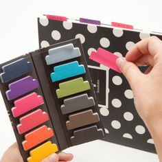 Sticky Tab Dividers for the office.