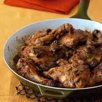 Skillet Chicken Stew | http://www.rachaelraymag.com/Recipes/rachael-ray-magazine-recipe-search/dinner-recipes/skillet-chicken-stew