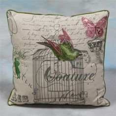 """beautiful shaby chic bird cages 