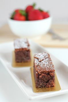 The Little Teochew: Singapore Home Cooking: Flourless Chocolate & Almond Cake