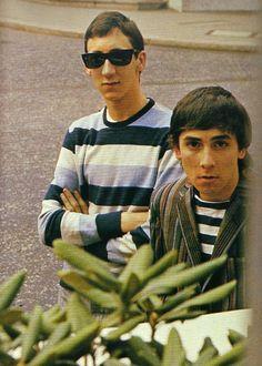 Pete Townshend & Keith Moon