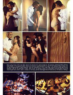 *m. Diamonds are Forever James Bond Movies, James Bond Theme, James Bond Style, James Bond Women, Robert Vaughn, Best Bond, Sean Connery, Lauren Bacall, George Lazenby