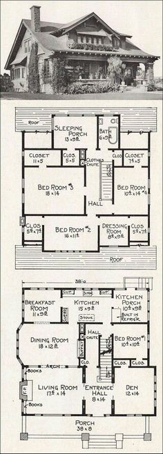 Home design ideas floor plans layout craftsman style 34 Trendy IdeasHome design ideas floor plans layout craftsman style 34 Trendy Ideas Style house plan bungalow design main level floor plan -turn Craftsman Style Homes, Craftsman Bungalows, Craftsman House Plans, Craftsman Bungalow Exterior, Craftsman Porch, Craftsman Kitchen, Style At Home, Br House, House Bath