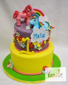 Vanille Chicago My Little Pony Cake! VCK49