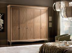 Wooden wardrobe C175 | Wardrobe - Gambella Design